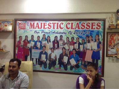 MAJESTIC CLASSES