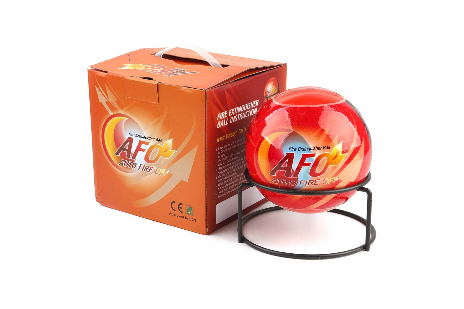 AFO (AUTO FIRE OFF BALL)
