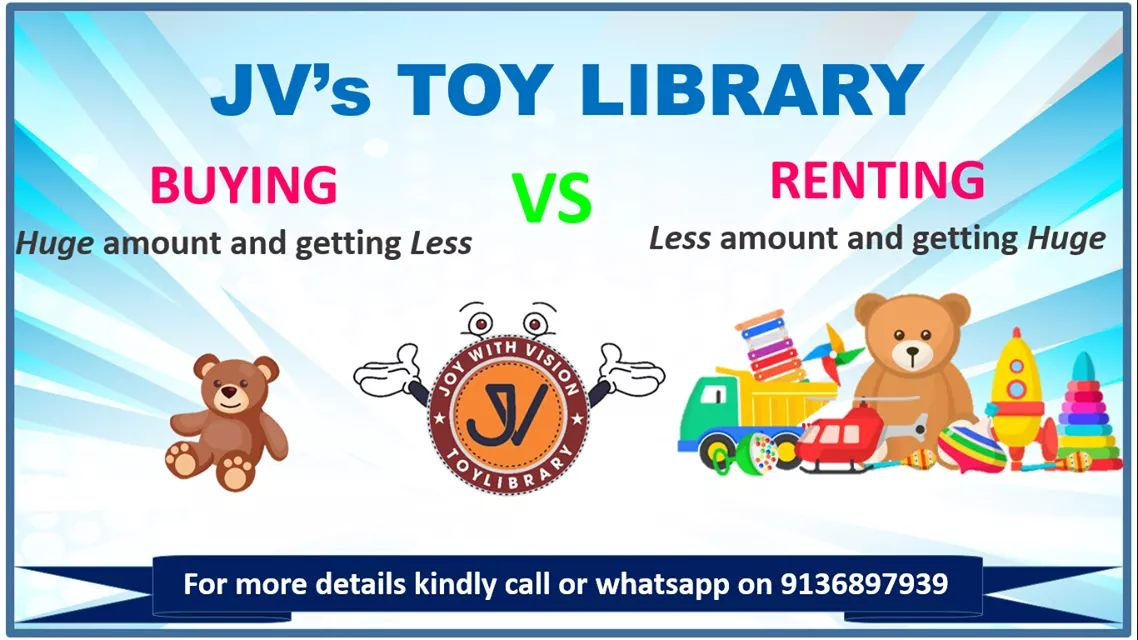 JVs Toy Library