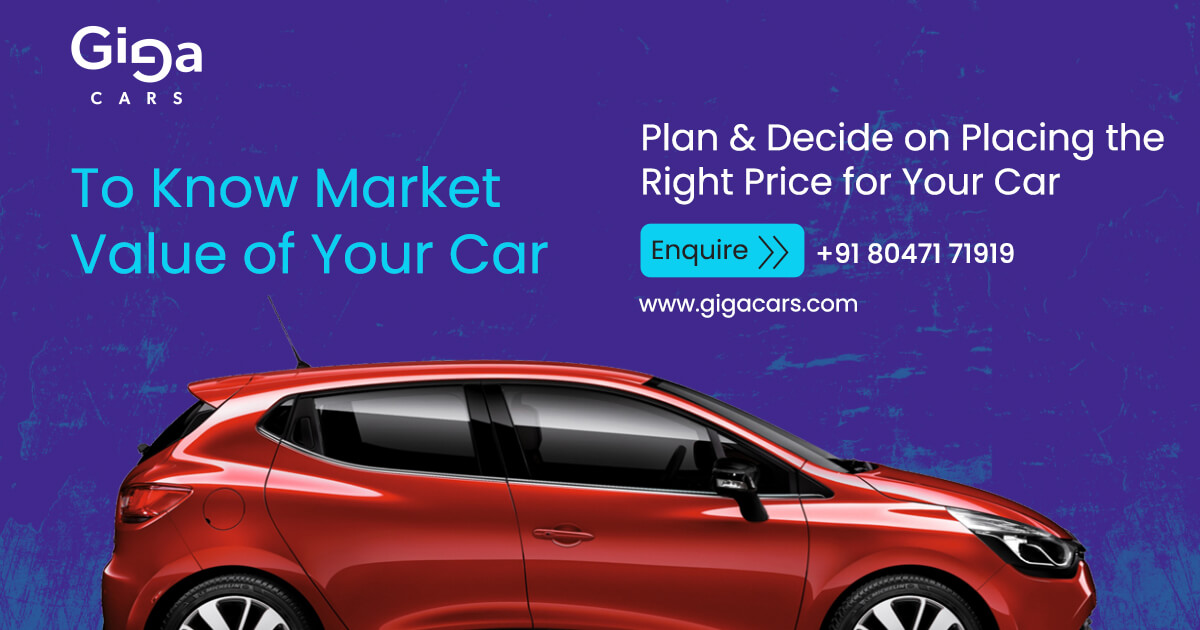 Sell & Buy Second Hand Cars in Bangalore – Gigacars